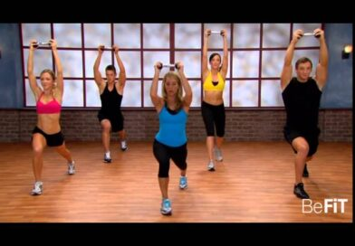Ab Workout for Weight Loss: Denise Austin- Shrink Belly Fat