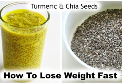 How To Lose Weight Fast With Turmeric & Chia Seeds – 5 kg – Golden Milk Chia Pudding – Turmeric Milk