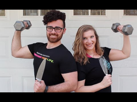 CHEF STEF is now FIT COUPLE COOKS !!!  –Channel Trailer–
